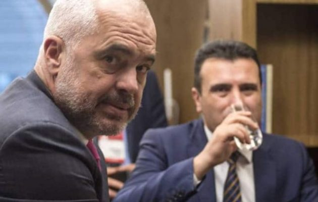 Ο Ράμα «τρολάρει» τον Ζάεφ: Ελπίζω να μην θέλουν να σας αλλάξουν το όνομα σε Δυτική Βουλγαρία