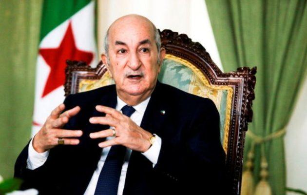 Ο πρόεδρος της Αλγερίας ήταν έτοιμος να εισβάλει στη Λιβύη για να σώσει τους τζιχαντιστές από τον Χαφτάρ