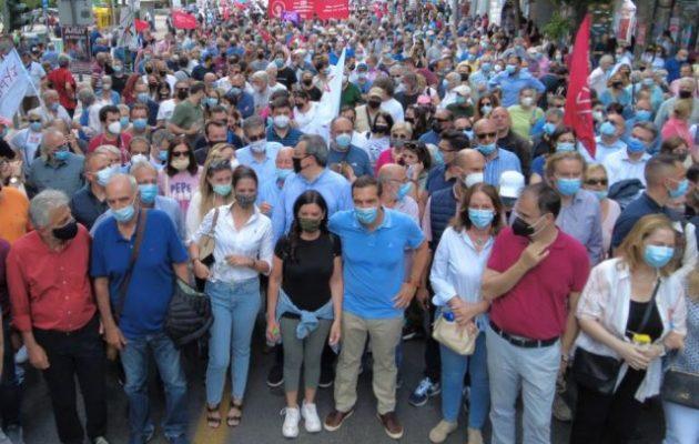 Αλ. Τσίπρας: Η Δεξιά δείχνει το πραγματικό της πρόσωπο – Ο λαός σύντομα θα της δώσει ρεπό διαρκείας