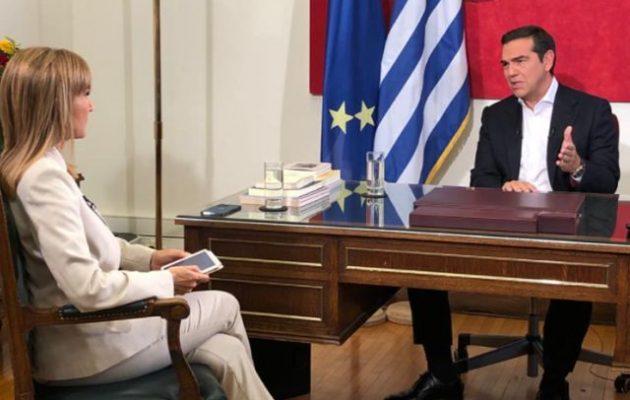 Αλ. Τσίπρας: Ο Μητσοτάκης δεν εκμεταλλεύεται το οικονομικό στρίμωγμα της Τουρκίας – Τι είπε για τις «Πρέσπες»