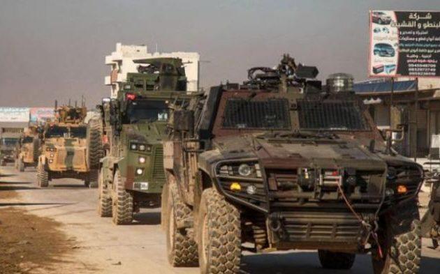 Η Τουρκία έστειλε ενισχύσεις στην επαρχία Ιντλίμπ στη Β/Δ Συρία
