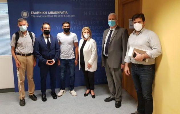 Πρώτη Στέγη Υποστηριζόμενης Διαβίωσης για Πρόσφυγες ΑΜΕΑ