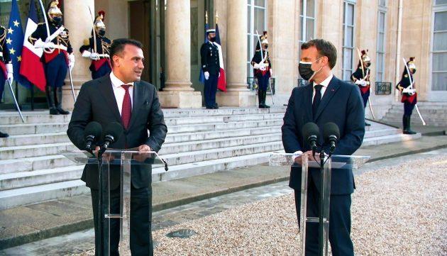 Μακρόν: Ιστορική η Συμφωνία των Πρεσπών – Εύσημα σε Τσίπρα-Ζάεφ