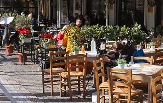 Γιώργος Καββαθάς: Η εστίαση μπαίνει σε μίνι «λοκντάουν» από 13 Σεπτεμβρίου έως Μάρτιο 2022