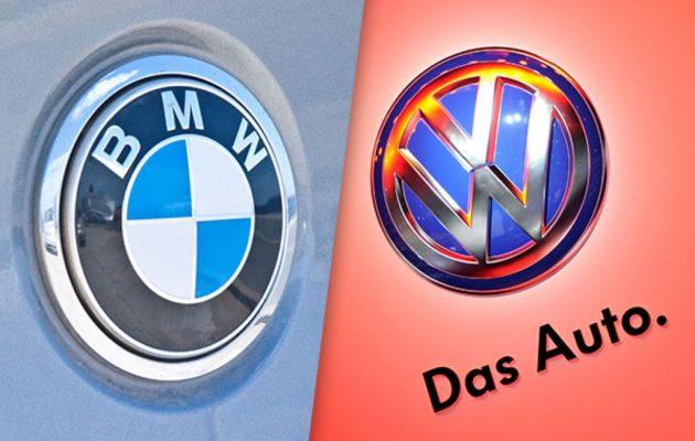 ΕΕ: Πρόστιμο-μαμούθ σε VW και BMW για καρτέλ