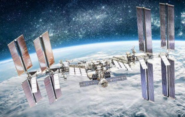 «Άγνωστο» αντικείμενο θα προσεγγίσει τον Διεθνή Διαστημικό Σταθμό την Πέμπτη