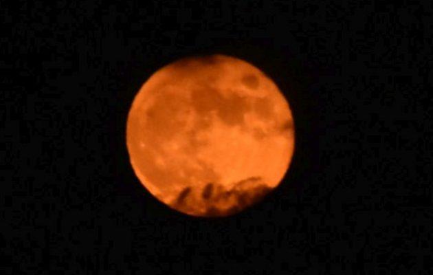 Πανσέληνος Ιουλίου: Το «Φεγγάρι του Ελαφιού»