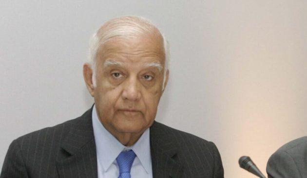 Πέθανε ο επιχειρηματίας Νίκος Ταβουλάρης