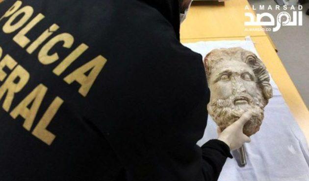 Βρέθηκε στη Βραζιλία κλεμμένος Ασκληπιός από τη Λιβύη