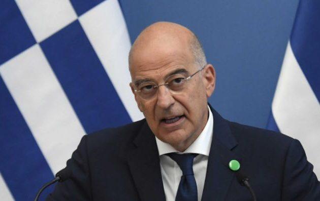 Νίκος Δένδιας: Τυχόν κλιμάκωση των προκλήσεων θα επιφέρει μεγάλο κόστος για την Τουρκία