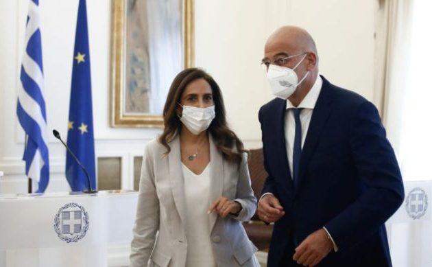 Χτίζει συμμαχίες κατά της Τουρκίας η Ελλάδα