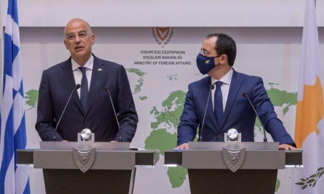Δένδιας: Δεν υπάρχει κανένα περιθώριο βελτίωσης των σχέσεων μεταξύ Ελλάδας και Τουρκίας