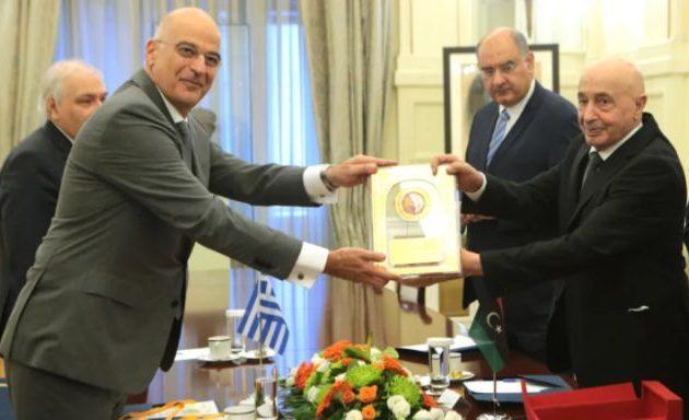 Πρόεδρος Λιβυκής Βουλής: Άκυρη η συμφωνία Τουρκίας-Σαράτζ για οριοθέτηση ΑΟΖ