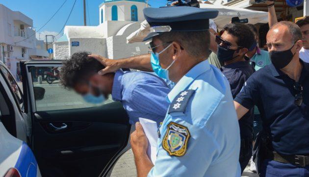 Φολέγανδρος: Στη φυλακή ο 30χρονος – Έδειρε την 26χρονη πριν την πετάξει ζωντανή στην θάλασσα