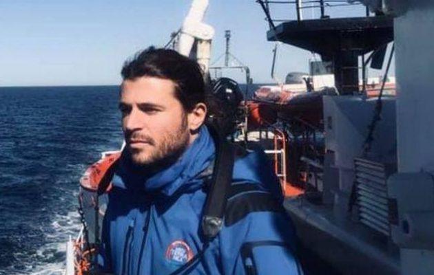«Κλάμα» το «1,5%» επειδή δεν θα βραβευτεί τελικά ο διασώστης που κατηγορεί την Ελλάδα για τους πρόσφυγες
