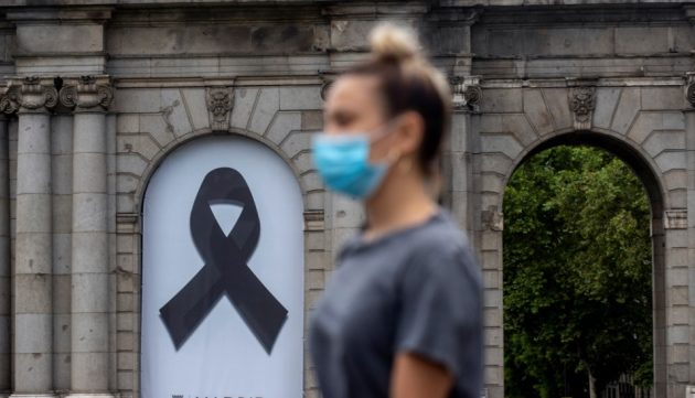 Ανεμβολίαστοι το 80% των νέων κρουσμάτων κορωνοϊού στην Ισπανία