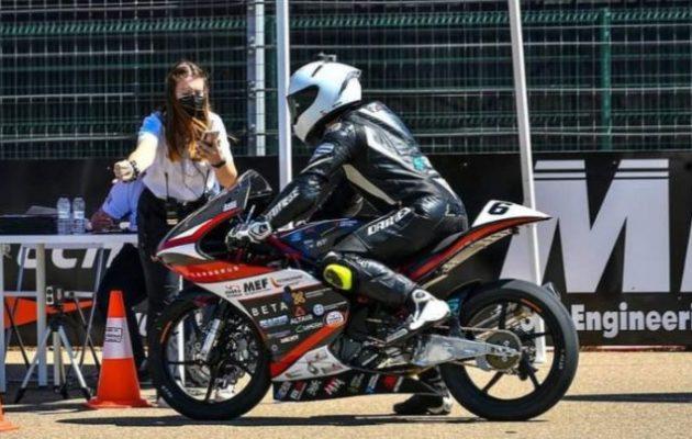 Η αγωνιστική μοτοσικλέτα του πανεπ. Δυτ. Μακεδονίας κατέκτησε τη δεύτερη θέση στον κόσμο