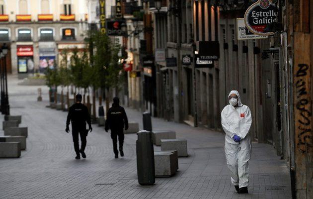 Ισπανικό Δικαστήριο: Αντισυνταγματικό το λοκντάουν στο πρώτο κύμα της πανδημίας