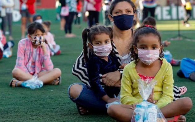 Κρήτη: Γονέας χτύπησε ομαδάρχη σε κατασκήνωση εξαιτίας της μάσκας