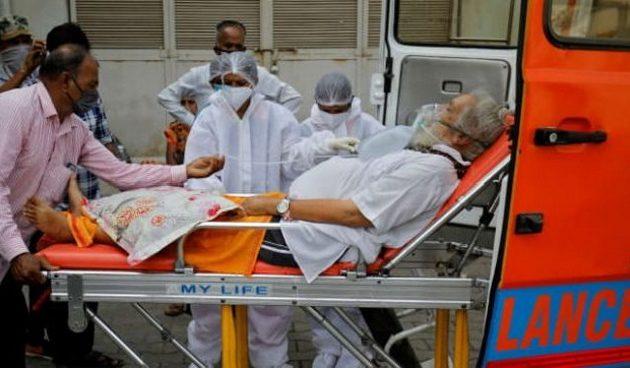 Ινδία: Πάνω από 45.000 κρούσματα «μαύρου μύκητα» ασθενών με κορωνοϊό