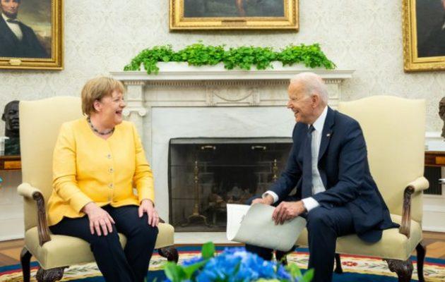 Οι Γερμανοί υποτίθεται ότι θα σταθούν στο πλευρό των ΗΠΑ απέναντι σε Ρωσία και Κίνα