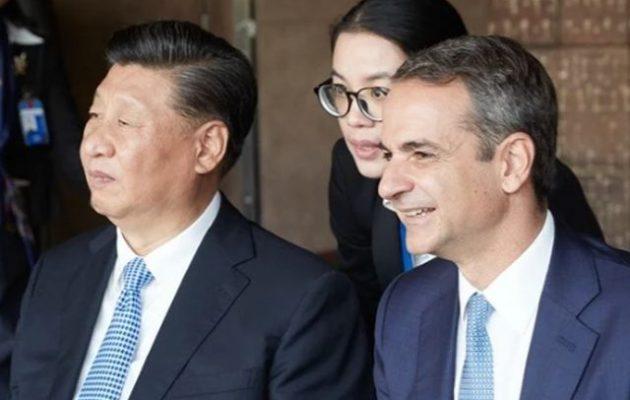 Το «The National Interest» κατηγορεί τον Κυριάκο Μητσοτάκη ότι «παίζει» με την Κίνα ενάντια στις ΗΠΑ