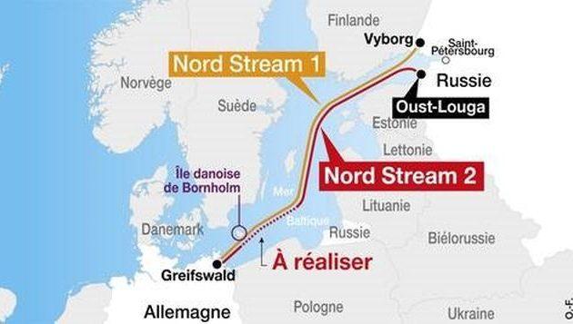 Η Ουκρανία ζητά ένταξη στο ΝΑΤΟ ως αντάλλαγμα για το Nord Stream 2