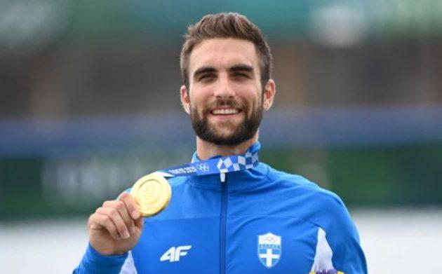 Ο Στέφανος Ντούσκος χρυσός Ολυμπιονίκης – Πρώτο χρυσό για την Ελλάδα