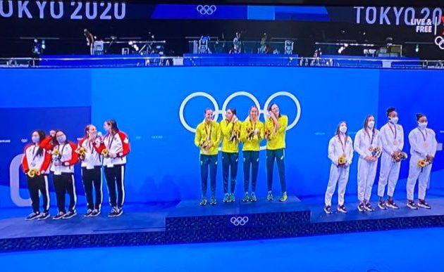 Ολυμπιακοί Αγώνες: Ο κορωνοϊός «χτυπά» αθλητές ενώ στα βάθρα βγάζουν τις μάσκες