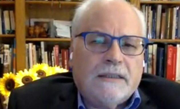 Παυλάκης: Δεν είναι απίθανο το να φτάσουμε κοντά στα 10.000 κρούσματα ημερησίως