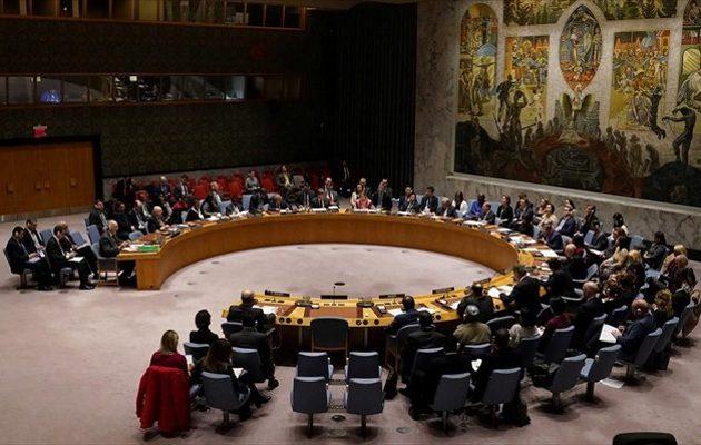 Συμβούλιο Ασφαλείας ΟΗΕ: Ξεκάθαρη καταδίκη της Τουρκίας για τα Βαρώσια