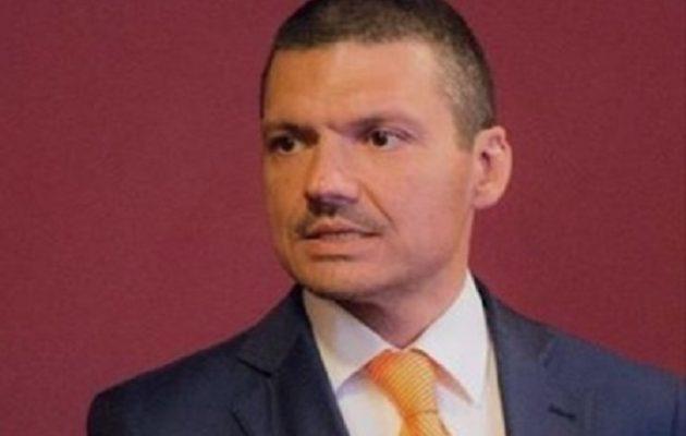 Πέθανε ο επικοινωνιολόγος Βασίλης Τοκάκης σε ηλικία 44 ετών