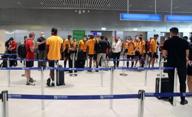 Η απάντηση Χαρδαλιά για το επεισόδιο με τους Τούρκους της Γαλατασαράι στο αεροδρόμιο