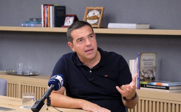 Τσίπρας: Θα καταργήσω την Ελάχιστη Βάση Εισαγωγής στα ΑΕΙ