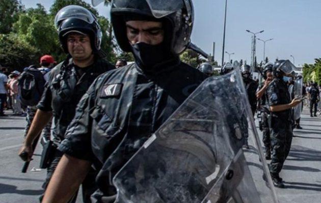«Λουκέτο» στο «Αλ Τζαζίρα» έβαλε η τυνησιακή Αστυνομία