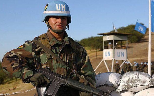 Ανανέωση της θητείας των Κυανόκρανων (UNFICYP) στην Κύπρο