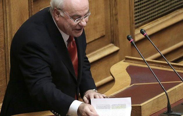 Έφυγε από τη ζωή ο πρώην βουλευτής και υφυπουργός Τάσος Νεράντζης