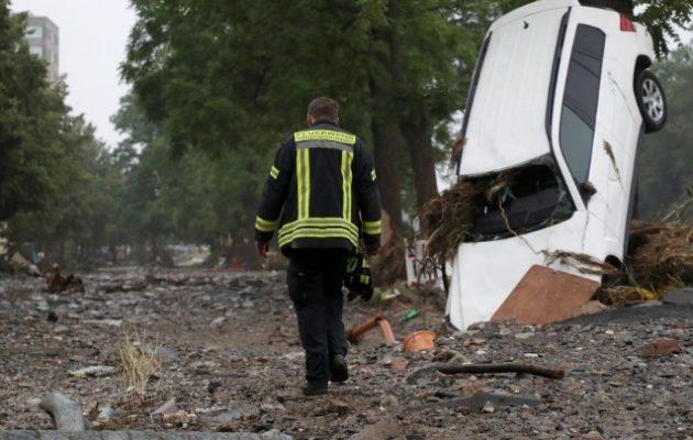 Τουλάχιστον 103 οι νεκροί από τις πλημμύρες στη Γερμανία – 23 νεκροί στο Βέλγιο