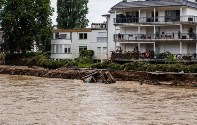 Γερμανία: Τραγωδία με τουλάχιστον 156 νεκρούς από τις πλημμύρες