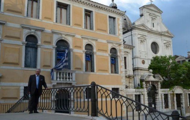 Ο Γιάννης Χρυσουλάκης στη Βενετία και στην Τεργέστη των αναγεννησιακών Ελλήνων