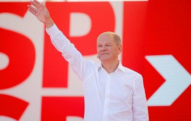 Γερμανικές εκλογές: Νέο exit poll δίνει προβάδισμα στους Σοσιαλδημοκράτες
