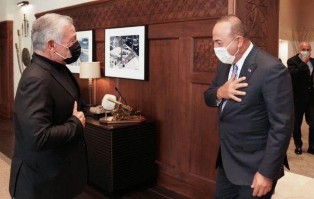 Τουρκία και Κατάρ θέλουν να πάρουν την Ιορδανία με το μέρος τους – Οι αμερικανικές βάσεις