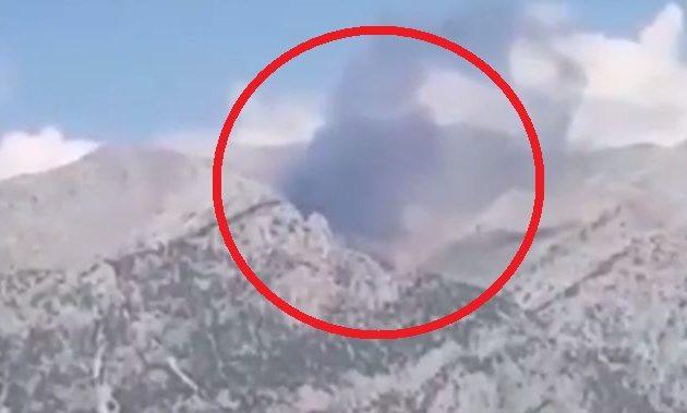 Συνετρίβη ρωσικό πυροσβεστικό αεροσκάφος στην Τουρκία – Οχτώ νεκροί