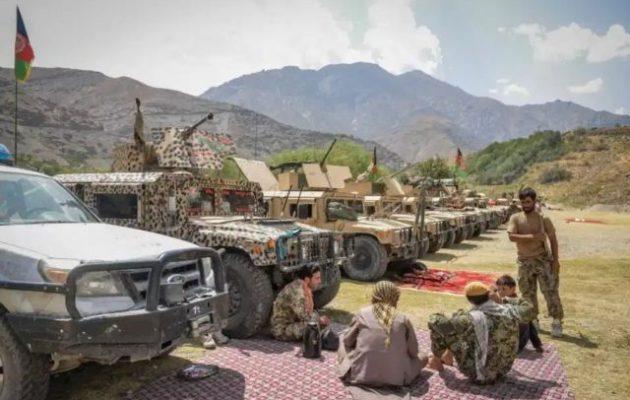Αφγανιστάν: 20.000 στρατό συγκέντρωσε το Εθνικό Μέτωπο Αντίστασης – Τους βοηθά το Τατζικιστάν