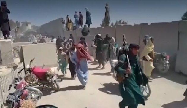 Ξεκίνησε η εκκένωση της Αμερικανικής Πρεσβείας στην Καμπούλ – Οι Ταλιμπάν θα επιτεθούν στους Αμερικανούς;