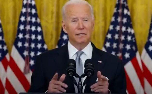 Τζο Μπάιντεν: «Η αποστολή μας στο Αφγανιστάν δεν ήταν ποτέ να χτίσουμε μια νέα χώρα»
