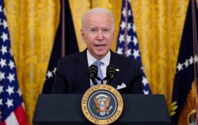 Τζο Μπάιντεν: «Προς το ISIS-K: δεν τελειώσαμε μαζί σας»
