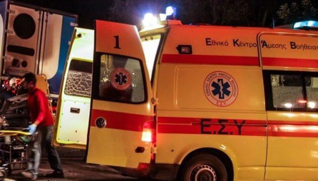 Πήλιο: 62χρονος καταπλακώθηκε από το φορτηγό του μπροστά στον 12χρονο γιο του