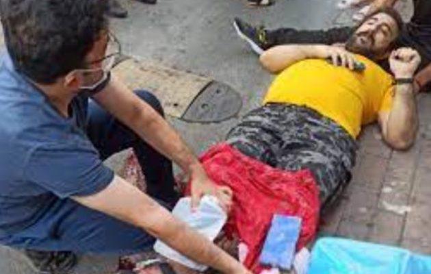 Πυροβόλησαν μέρα μεσημέρι στην Κωνσταντινούπολη δημοσιογράφο υποστηριχτή του Ερντογάν