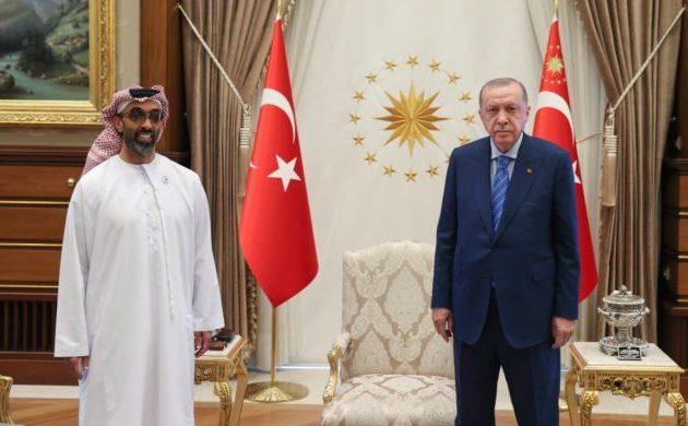 Ο Ερντογάν δήλωσε ότι τα Ηνωμένα Αραβικά Εμιράτα θα κάνουν σοβαρές επενδύσεις στην Τουρκία σύντομα